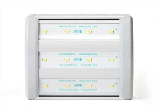 СПО 12 светодиодные светильники