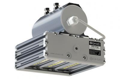 УСС 18 НВ низковольтный светодиодный светильник, DC 12-55 / AC 10-38