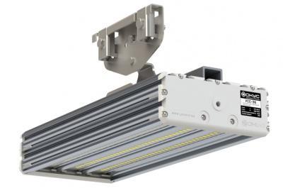 УСС 36 НВ низковольтный светодиодный светильник, DC 20-55 / AC 20-38