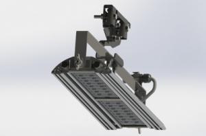 УСС 80 Катана с доп. оптикой светодиодный светильник_1