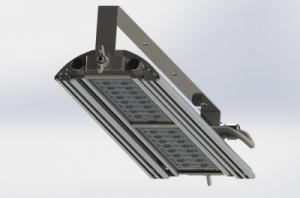 УСС 80 Катана с доп. оптикой светодиодный светильник_2