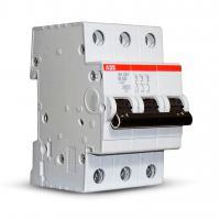 Автоматический выключатель 3-х полюсный S803C C25 ABB