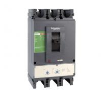 Автоматический  выключатель  EasyPact CVS 400f 36ka 3p TM400d Schneider Electric