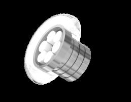 Подводный светодиодный прожектор WAVE