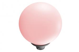Светодиодные светильники ПСС 30 ШАР красного света